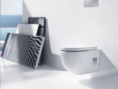 Meridian окачена тоалетна чиния