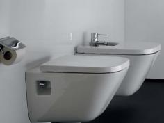 The Gap окачена тоалетна чиния