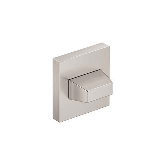Cube Brushed Nickel wc