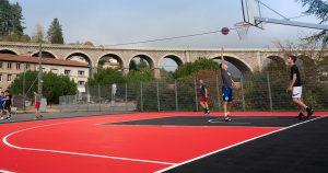 Игрище в двора – спортувай като професионалистите